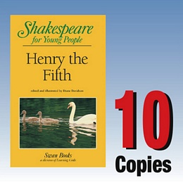 Henry the Fifth (Shakespeare for Young People 10 book set) 10P8002