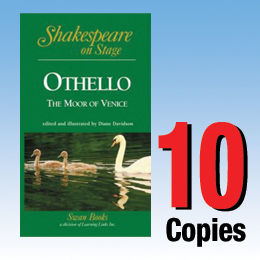 Othello, the Moor of Venice (Shakespeare on Stage 10 book set) 10P8025