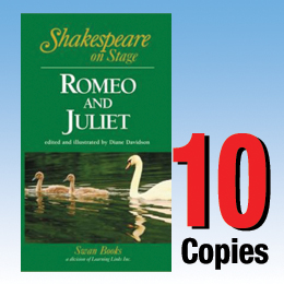 Romeo and Juliet (Shakespeare on Stage 10 book set) 10P8028