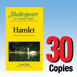 Hamlet (Shakespeare for Young People 30 book set) 30P8001