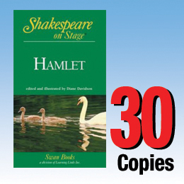 Hamlet (Shakespeare on Stage 30 book set) 30P8022