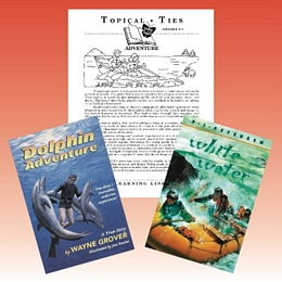 Adventure Grades 3-5 (Topical-Ties Set 2) 3TAD2