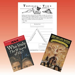 Mystery Grades 3-5 (Topical Ties Set 1) 3TMS