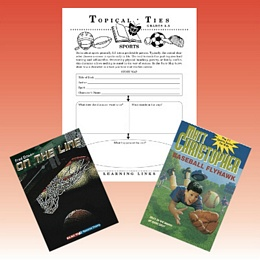 Sports Grades 3-5 (Topical-Ties Set 1) 3TSS