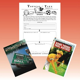 Sports Grades 3-5 (Topical-Ties Set 2) 3TSS2