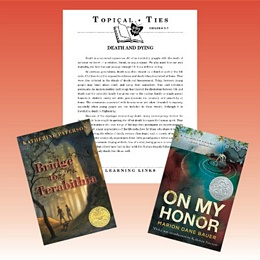 Death and Dying Topical Ties Package Grades 5-7 7TDD