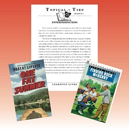 Enterprising Kids Topical Ties Package Grades 5-7 7TEK