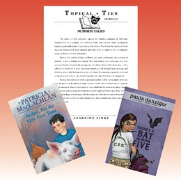 Summer Tales Topical Ties Package Grades 5-8 7TST