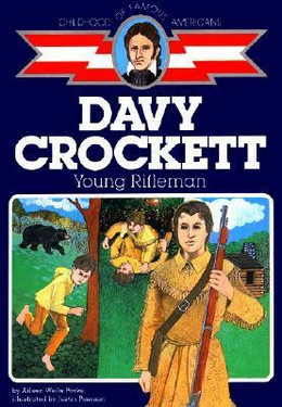 Davy Crockett : Young Rifleman B3920