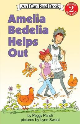 Amelia Bedelia Helps Out B0586