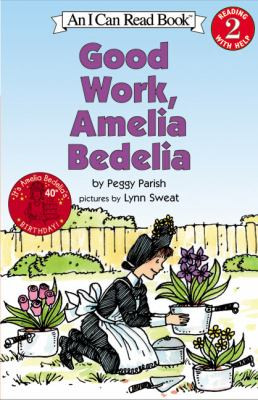 Good Work, Amelia Bedelia B0588