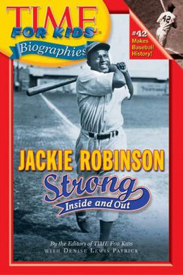 Jackie Robinson - Strong Inside and Out B2977