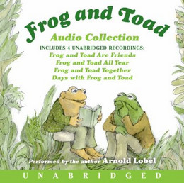 Frog and Toad : Audio Coollection (Audio Book on CD) ACD3409