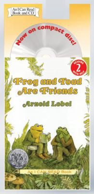 FROG AND TOAD ARE FRIENDS (Book and CD) P8991