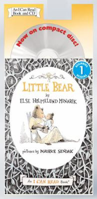 LITTLE BEAR (Book and CD) P8989