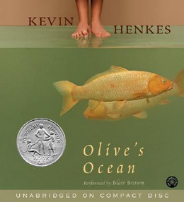 Olive's Ocean (Audio Book on CD) CD3556