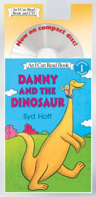 DANNY AND THE DINOSAUR (Book and CD) P8984