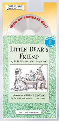 LITTLE BEAR'S FRIEND (Book and CD) P8992