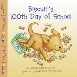 Biscuit's 100th Day of School B8466