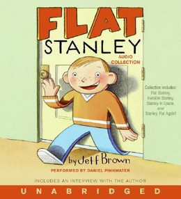 Flat Stanley (Audio Book on CD) CD2733
