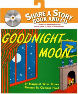 GOODNIGHT MOON (Book and CD) Q1189