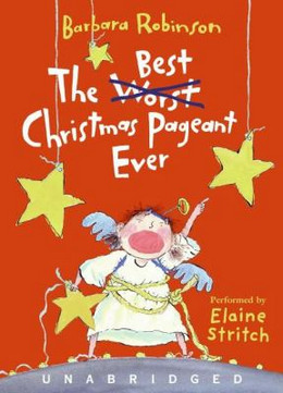 Best Christmas Pageant Ever (Audio Book on CD) CD2624