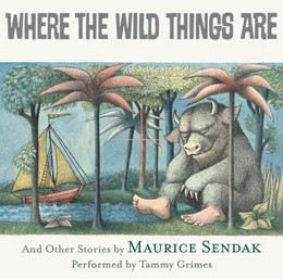 Where the Wild Things Are and Other Stories (Audio Book on CD) CD0422W