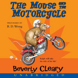 Mouse and the Motorcycle (Audio Book on CD) CD0181W