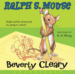 Ralph S. Mouse (Audio Book on CD) CD2616W