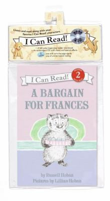 BARGAIN FOR FRANCES (Book and CD) Q1186