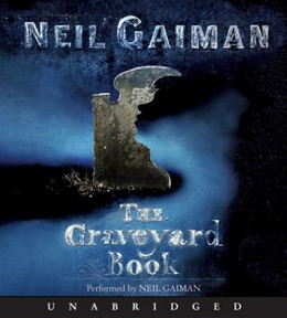 Graveyard Book (Audio Book on CD) CD3803
