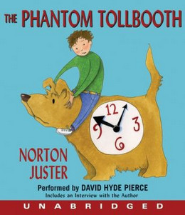 Phantom Tollbooth (Audio Book on CD) CD0184