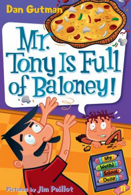 Mr. Tony Is Full of Baloney! B110
