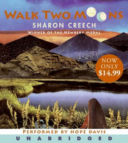 Walk Two Moons (Audio Book on CD) CD2553