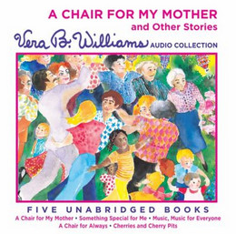 Chair for My Mother (Audio Book on CD) CD1370
