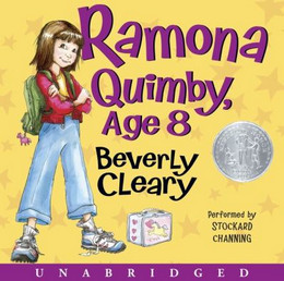 Ramona Quimby, Age 8 (Audio Book on CD) CD1158W