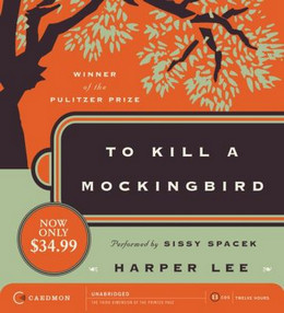 To Kill a Mockingbird (Audio Book on CD) CD0106W