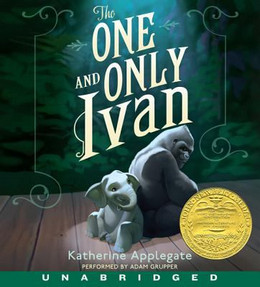 One and Only Ivan (Audio Book on CD) CD3826