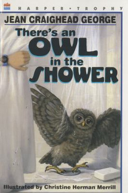 There's an Owl in the Shower B3144