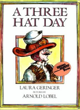 THREE HAT DAY, Geringer B2050