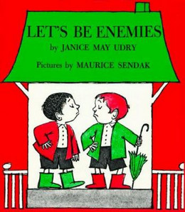 LET'S BE ENEMIES B0551