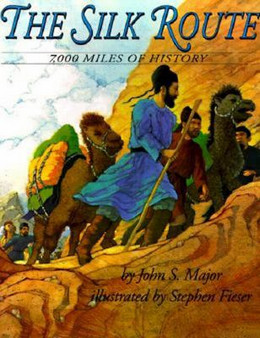 Silk Route : 7,000 Miles of History B2385