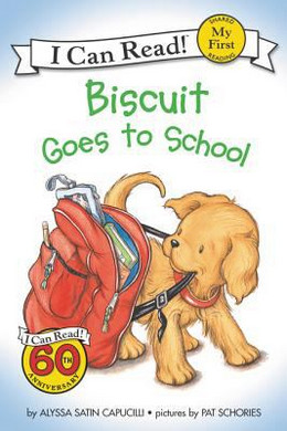 Biscuit Goes to School B0110