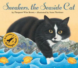 Sneakers, the Seaside Cat B1148