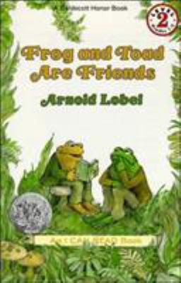 Frog and Toad Are Friends B0363