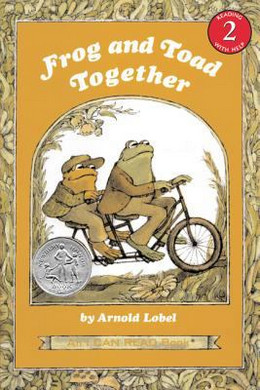 Frog and Toad Together B0364