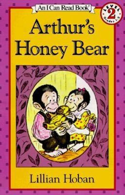Arthur's Honey Bear B0296