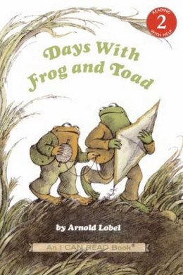 Days with Frog and Toad B3408