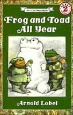 Frog and Toad All Year B3409