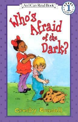 WHO'S AFRAID OF THE DARK?, Bonsall B2220